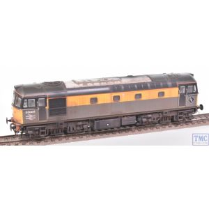 3439 Heljan OO Gauge Class 33/0 33009 Dutch Livery with Deluxe Weathering by TMC