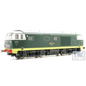 3522 Heljan OO Gauge Class 35 Hymek D7012 BR Green