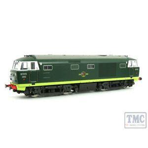 3526 Heljan OO Gauge Class 35 Hymek D7015 BR Green