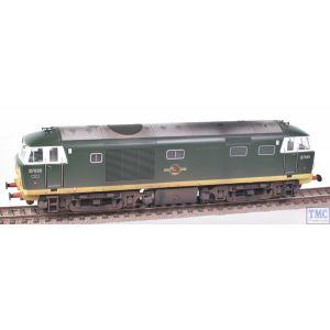 2725 Heljan OO Gauge Class 27 D5349 in green