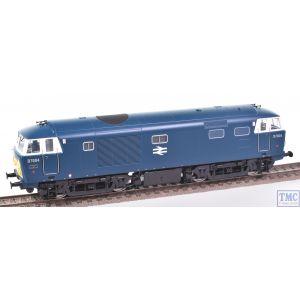 3528 Heljan OO Gauge Class 35 Hymek D7004 BR Blue Small Yellow Panels