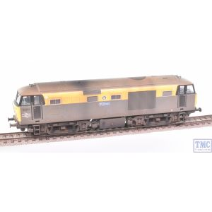 35301 Heljan OO Gauge Class 35 Hymek 35017 Williton Civil Engineers Dutch Livery with Extra Detail Weathering by TMC