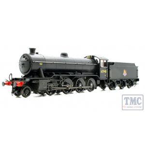 3912 Heljan OO/HO Gauge Class O2/3 Tango 63948 BR Black Early Crest
