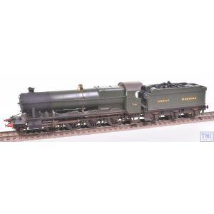 4781 Heljan OO Gauge Class 47XX Night Owl 4705 GWR Green Real Coal & Weathered by TMC