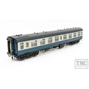 HEL4918 Heljan O Scale Mk1 TSO BR Blue/Grey B4 Bogies