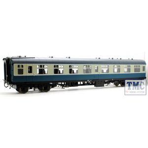 4933 Heljan O Gauge  Mk1 TSO Blue & Grey