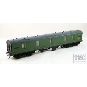 4954 Heljan O Gauge  BR Mk1 57' BG (Brake gangway) SR green