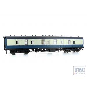HEL4958 Heljan O Scale Mk1 BG BR Blue/Grey B4 Bogies