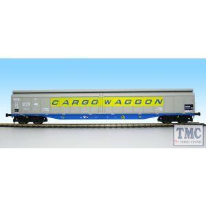 5050 Heljan O Gauge Cargow IWB 2797 695 CARGOWAGGON