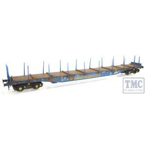 5151 Heljan O Gauge Cargow IGA 4647 026 CARGOWAGGON (weathered)