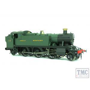 6100 Heljan O Gauge  GWR/BR 61xx 'Large Prairie' Great Western 6110