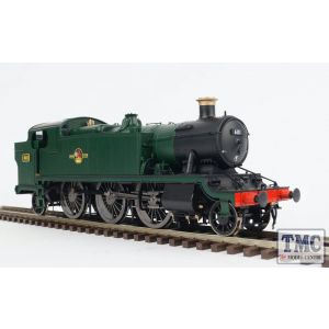 6103 Heljan O Gauge  GWR/BR 61xx 'Large Prairie'  BR unlined green, late crest 6111 (81F)