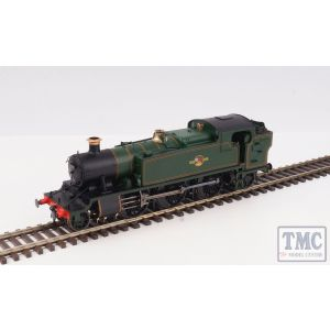 6123 Heljan O Gauge GWR/BR 61xx Large Prairie BR Late Crest Unnumbered