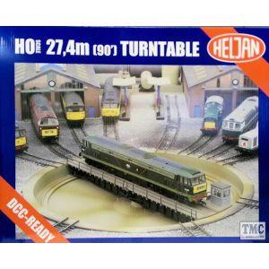 HEL89121 Heljan OO Scale Operating Turntable (DCC Ready)
