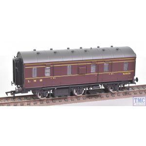 R6938 Hornby OO Gauge SR Diag. 1543 Goods Brake Van SR55052 - Era 3