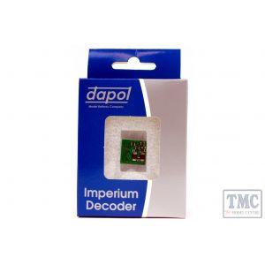 IMPERIUM3 Dapol  Imperium 21 Pin 8 Function Decoder
