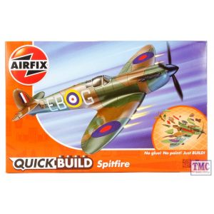 J6000 Airfix QUICKBUILD Spitfire