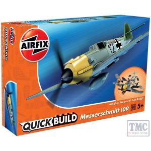 J6001 Airfix QUICKBUILD Messerschmitt Bf109