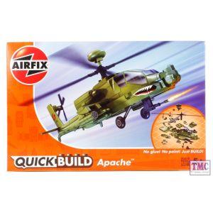 J6004 Airfix QUICKBUILD Apache