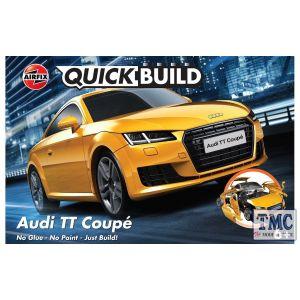 J6034 Airfix QUICKBUILD Audi TT Coupe