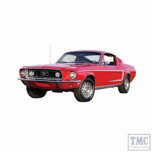 J6035 Airfix QUICKBUILD Ford Mustang GT 1968