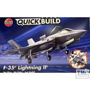 J6040 Airfix QUICKBUILD F-35B Lightning II