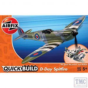 J6045 Airfix QUICKBUILD D-Day Spitfire