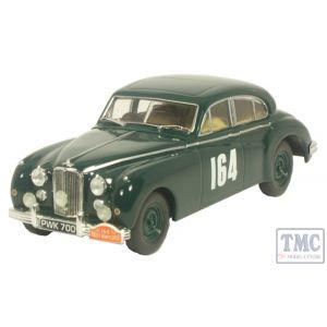 JAGVII003 Oxford Diecast 1:43 Scale O Gauge Jaguar MKVIIM Monte Carlo