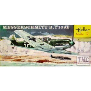 Heller Messerschmitt B.f 109E Kit No L089 (Pre owned)