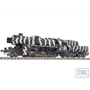 L131524 Liliput HO Scale Winter Camouflage War locomotive