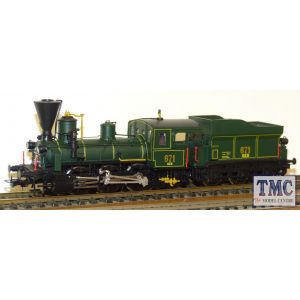 L131969 HO Scale Liliput Tender Locomotive Class 671 GKB (Preserved) Ep.VI