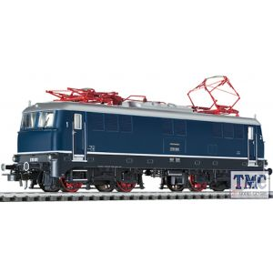 L132521 HO Scale Liliput Electric Locomotive Prototype E10 001 (3-Light) DB Ep.III