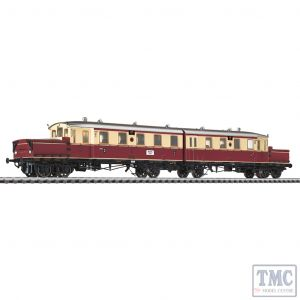 L133503 Liliput HO Scale Accumulator Railcar AT 485/486 DRG Ep.II