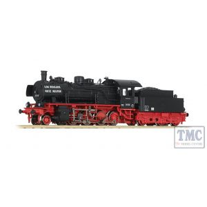 L161563 Liliput N Scale Steam Locomotive BR 56.2-8 56 765 DR Ep.III