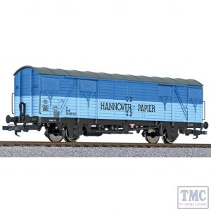 L231132 Liliput HO Scale Ferryboat wagon HANNOVER PAPIER private wagon Ep.V