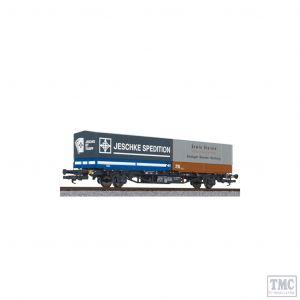 L235222 Liliput HO Scale Container Wagen Jeschke