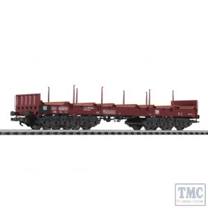 L235763 HO Scale Liliput Steel Transport Wagon with Stanchions DB Ep.IV/V