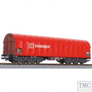 L235778 Liliput HO Scale Coil transport wagon type Sahimms-u 901 DB Schenker Ep.V