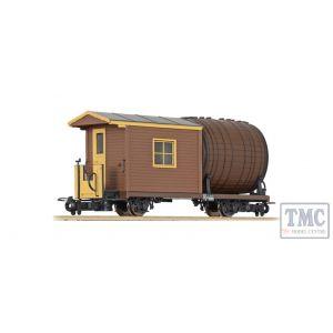 L240000 Liliput HOe Scale Barrel wagon Steyrtalbahn period III