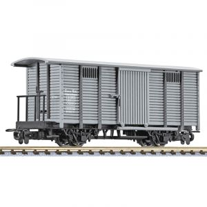 L245010 Liliput HOe Scale 2-axle freightwagon,Gwk,Zillertalbahn,Ep.III