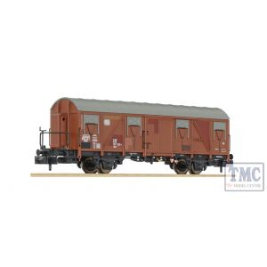 L265030 Liliput N Scale single wagon Gos 245 DB period IV 1970 cabin