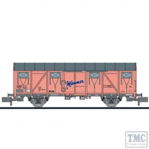 L265033 Liliput N Scale Closed wagon type Gos 245 Manner DB AG Ep.V