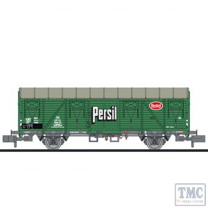 L265037 Liliput N Scale Closed wagon type Glmhs Persil DB Ep.III