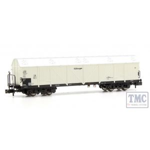 L265651 Liliput N Scale Four Axle Refrigerated Wagon DB Ep.III