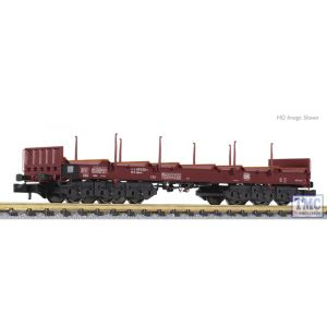 L265763 N Scale Liliput Steel Transport Wagon with Stanchions DB Ep.IV/V