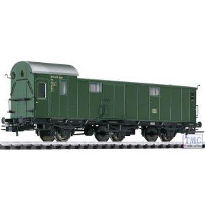 L334406 Liliput HO Scale Baggage Coach Pw3 Pr11 DB Ep.III