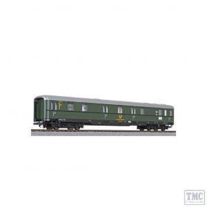 L334586 Liliput HO Scale Post- Coach Post4e-al/21 6 4784 DB Epoche III 1961