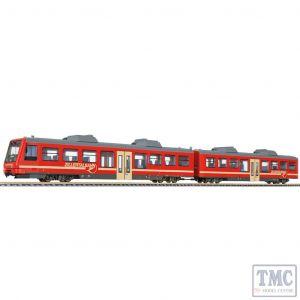 L340501 Liliput HOe Scale 2-unit set VS 7 and B4 34 Zillertalbahn Ep.VI
