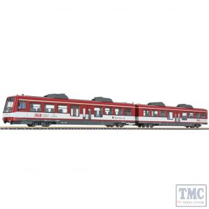 L340502 Liliput HOe Scale 2-unit set VSs 102 Zell am See and VBs 201 SLB Ep.VI