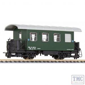 L344355 Liliput HOe Scale Passenger Coach Bi/s 3886 …BB Ep.III-V